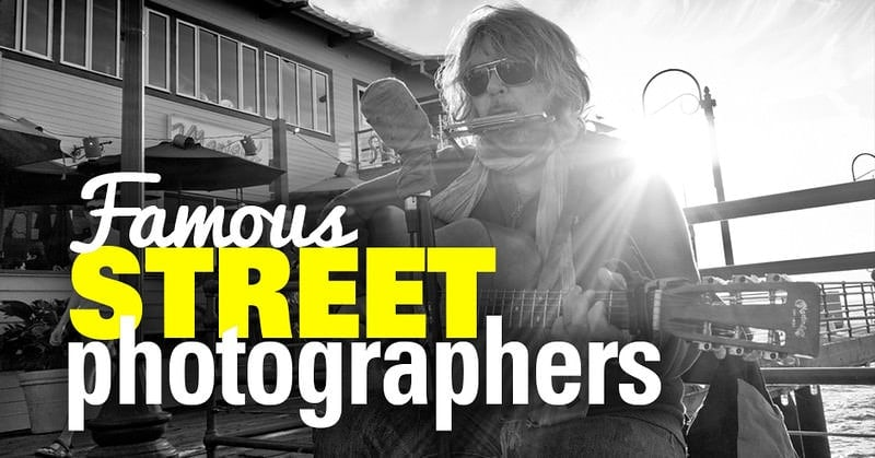 Famous Street Photographers You Should Know 1