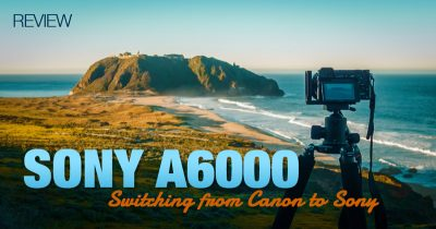 Review: Sony A6000 & Switching From a Canon DSLR to a Sony Mirrorless