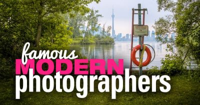 15 Famous Modern Photographers You Should Know