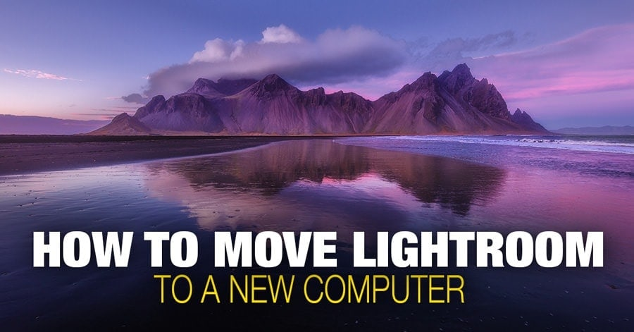 How to Move Lightroom to a New Computer – A Step by Step Guide 8