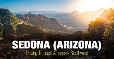 Sedona (Arizona) – Southwest Trip: Day 1