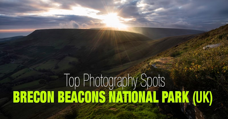 Top Photography Spots in Brecon Beacons National Park