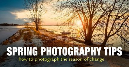 Top 8 Spring Landscape Photography Tips