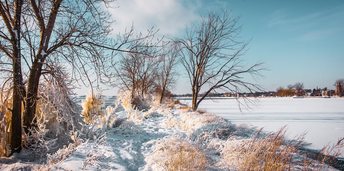 Panoramic Photography: How to Shoot Landscape Panoramas 3