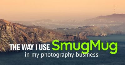 How I Use SmugMug Platform in my Photography Business