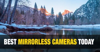 Top rated mirrorless cameras you can buy today