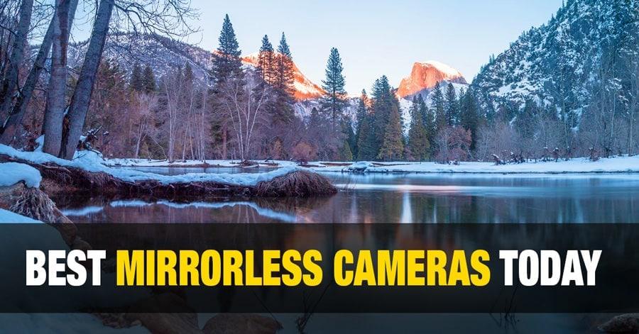Best Mirrorless Cameras Today 1