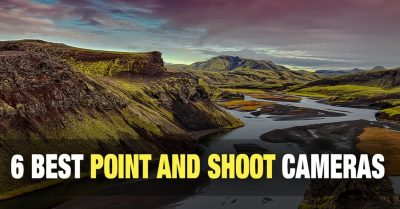 6 Best Point and Shoot Camera Under 300 Today