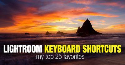 Top Lightroom Keyboard Shortcuts