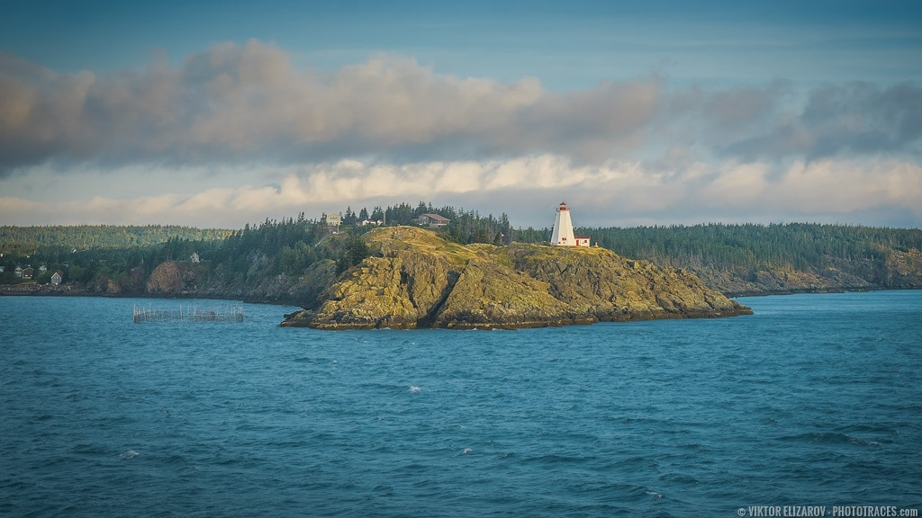 Swallow Tail Lighthouse - View from the Sea