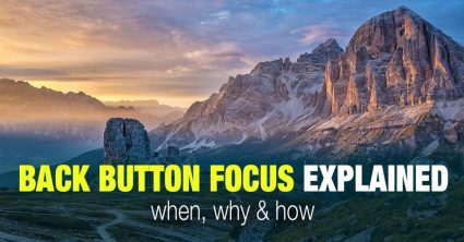 Back Button Focus: Why and How You Should Be Using It