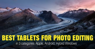 Selecting the Best Tablet for Photo Editing