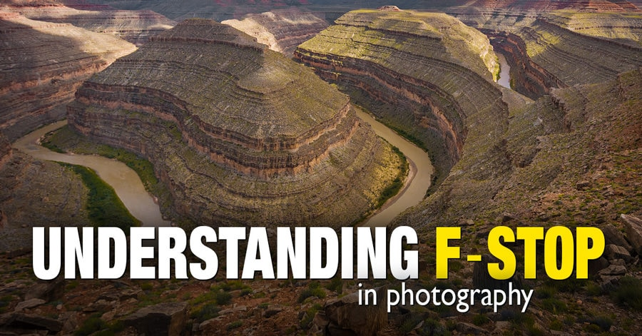 F-Stop In photography explained