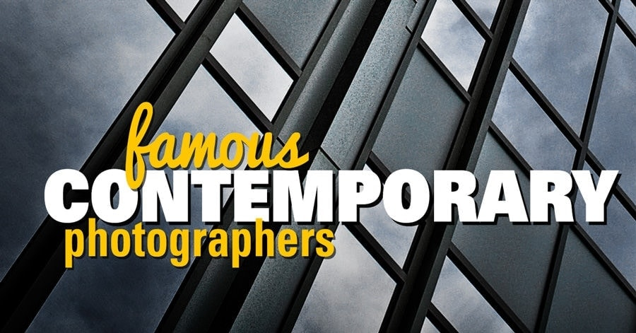 15 Famous Contemporary Photographers and Their Photos