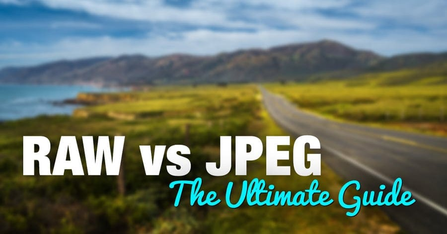 RAW and JPEG formats explained