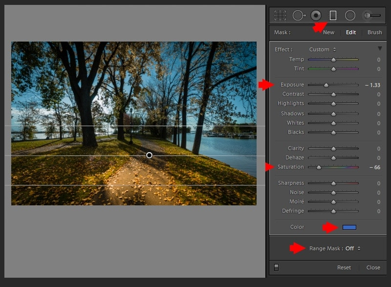 Lightroom Range Mask: Advanced Luminosity and Color Masking in Lightroom 4