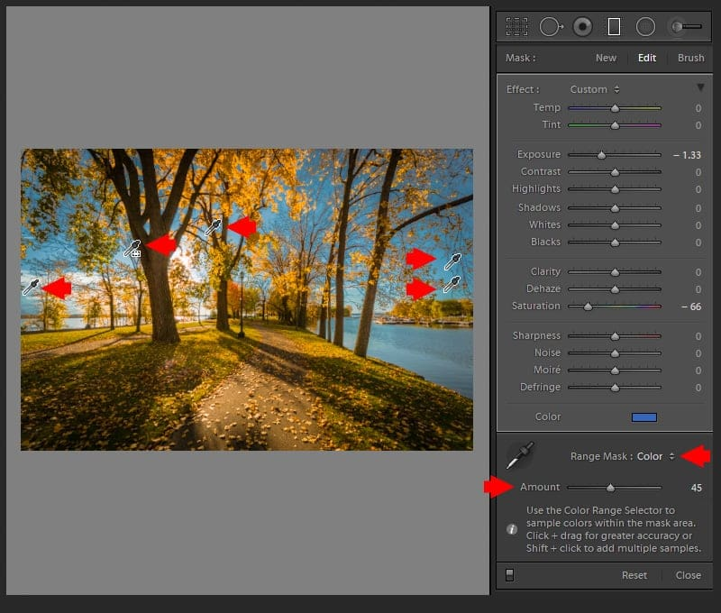 Lightroom Range Mask: Advanced Luminosity and Color Masking in Lightroom 6