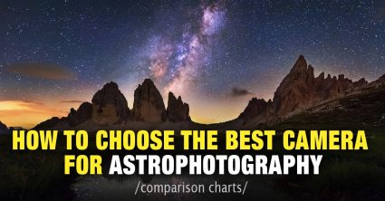 How to Choose the Best Camera for Astrophotography