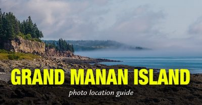 The Grand Manan Island – the Lost World No More