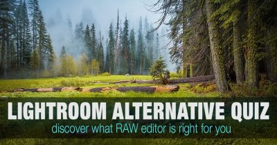 Lightroom Alternative Quiz: Find the Best Lightroom Replacement
