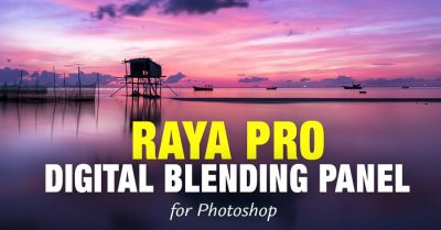 Raya Pro – the Digital Blending Panel for Photoshop
