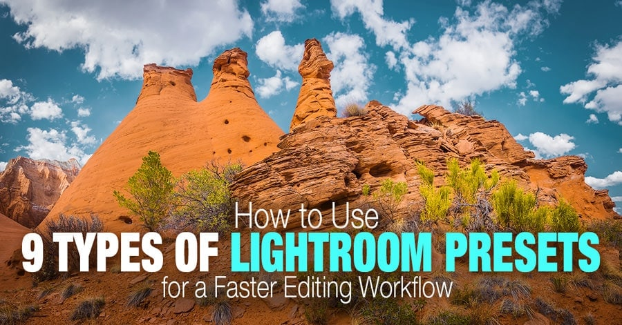 9 Types of Lightroom Presets I Use for a Faster Editing Workflow 1