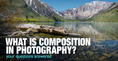 Definition of Composition in Photography?
