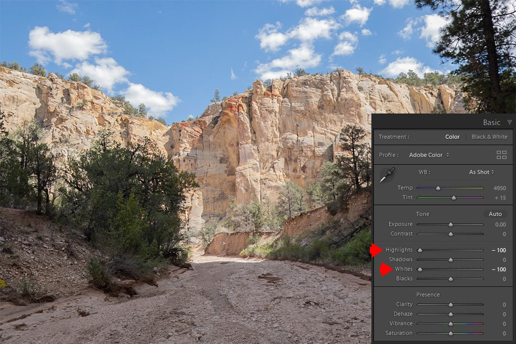 How to Fix an Overexposed Photo in Lightroom 6