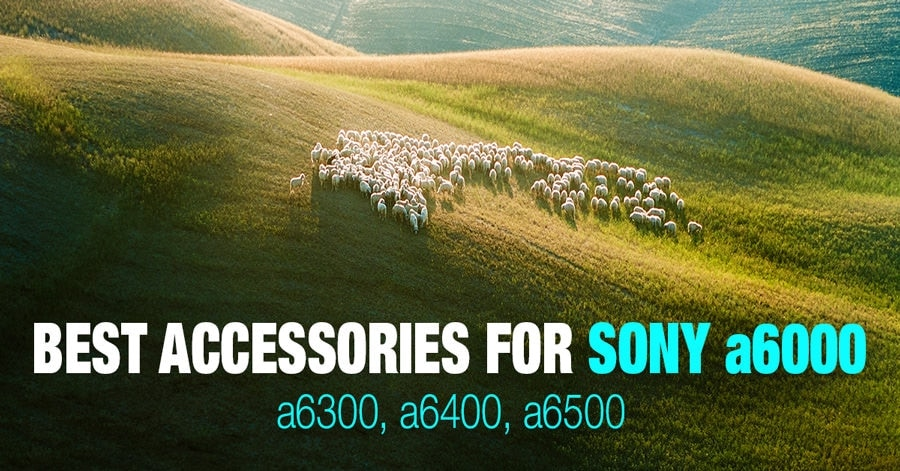 Best Sony a6000 Accessories (a6300, a6400, a6500) 1