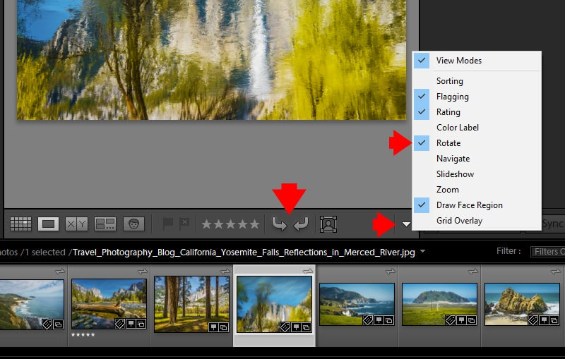 How to Rotate Image in Lightroom (5 Methods) 3