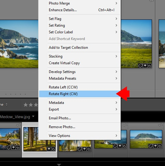 How to Rotate Image in Lightroom (5 Methods) 5