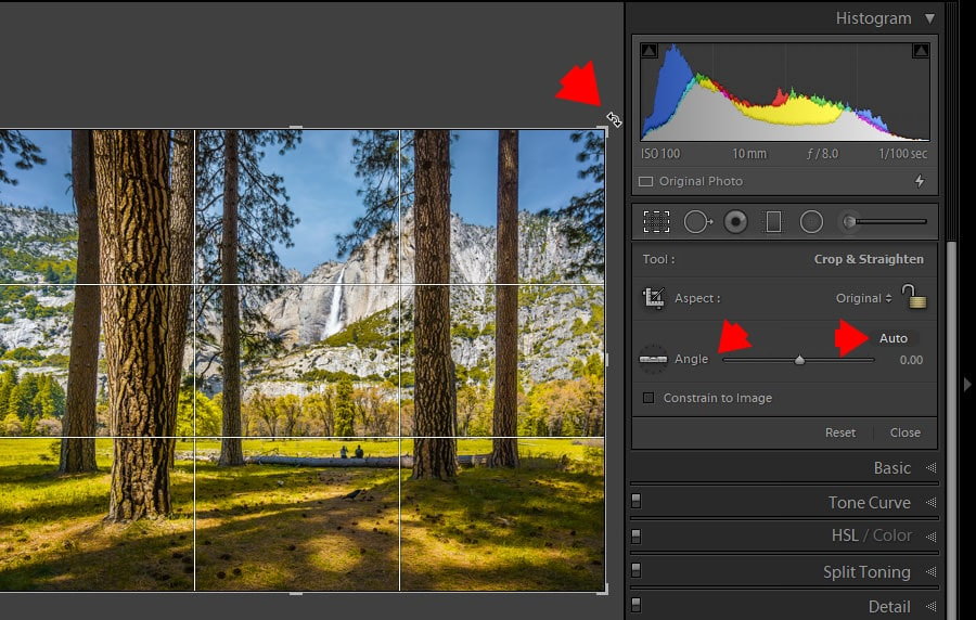 How to Rotate Image in Lightroom (5 Methods) 6