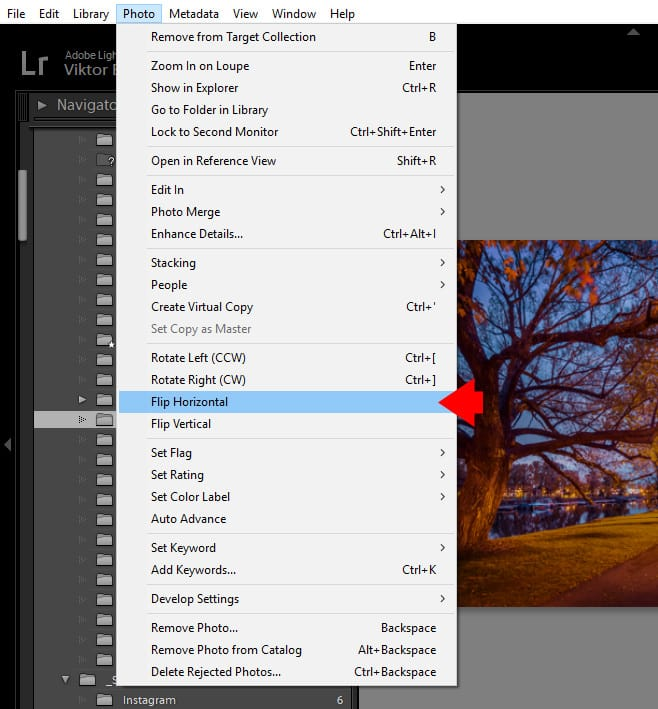 How to Rotate Image in Lightroom (5 Methods) 8