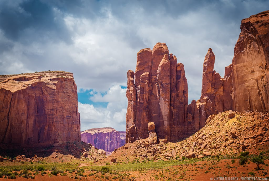 Guide to Monument Valley Scenic Drive 11