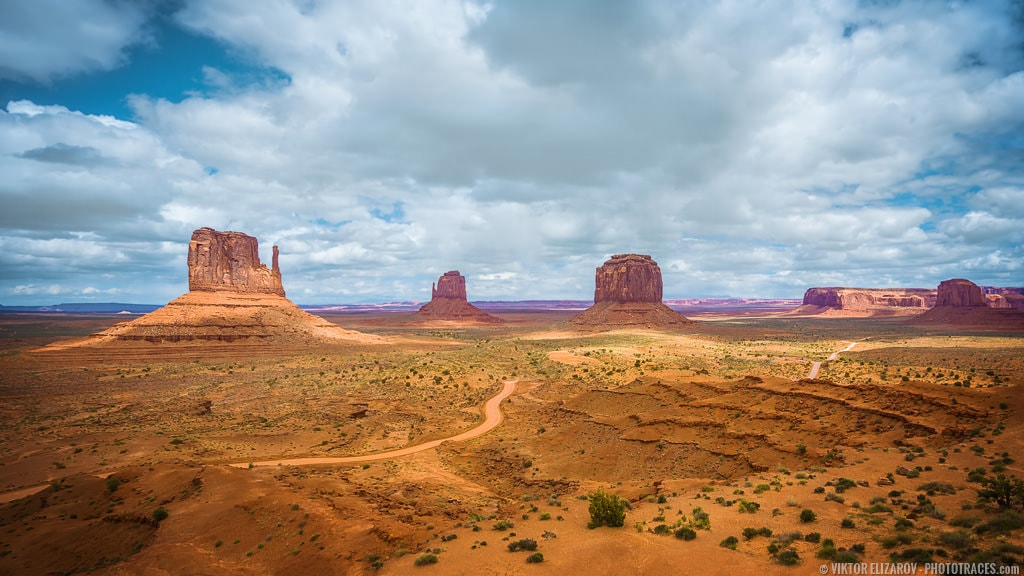 Guide to Monument Valley Scenic Drive 4