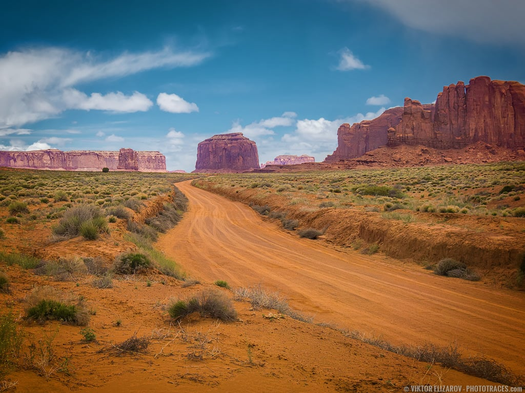 Guide to Monument Valley Scenic Drive 2