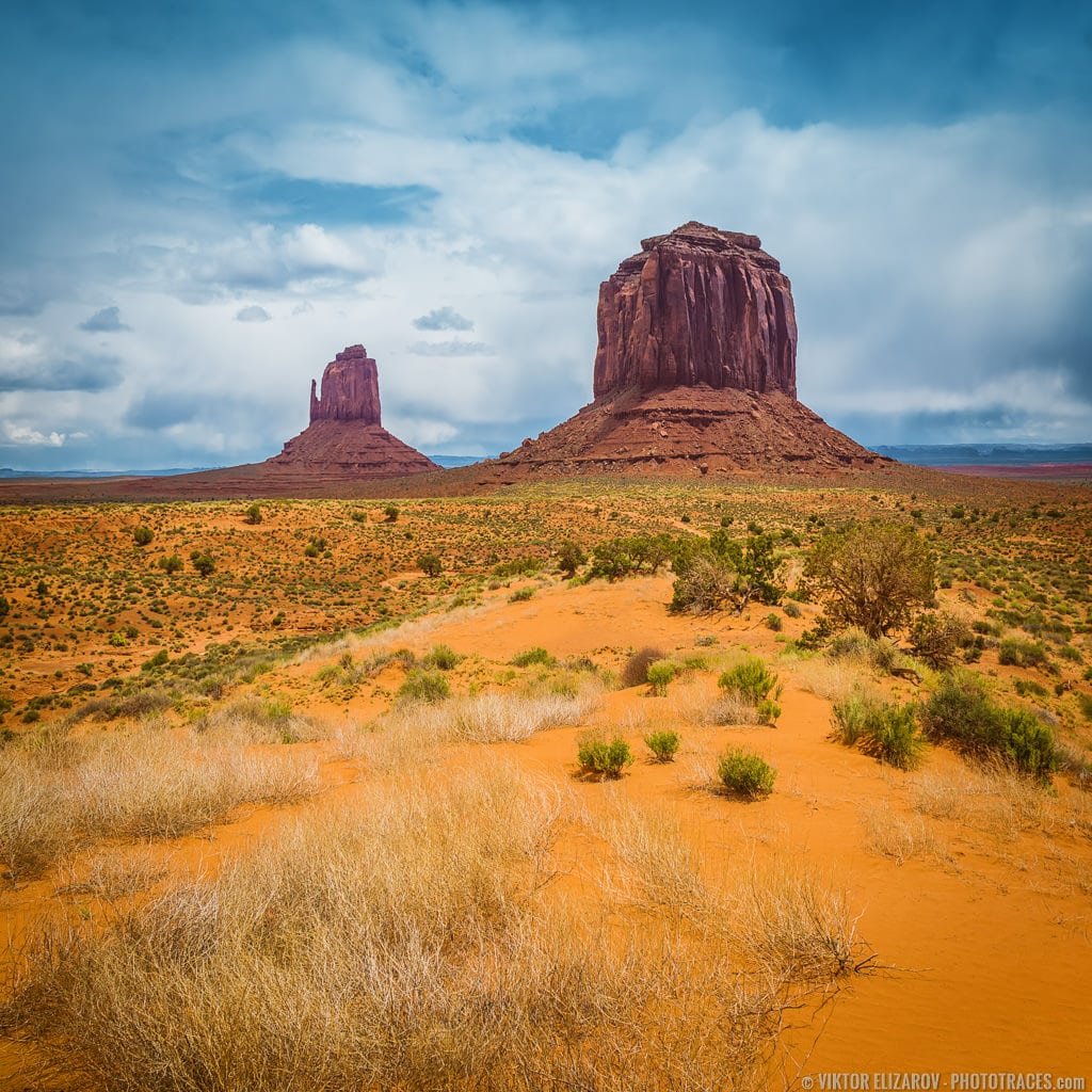 Guide to Monument Valley Scenic Drive 7