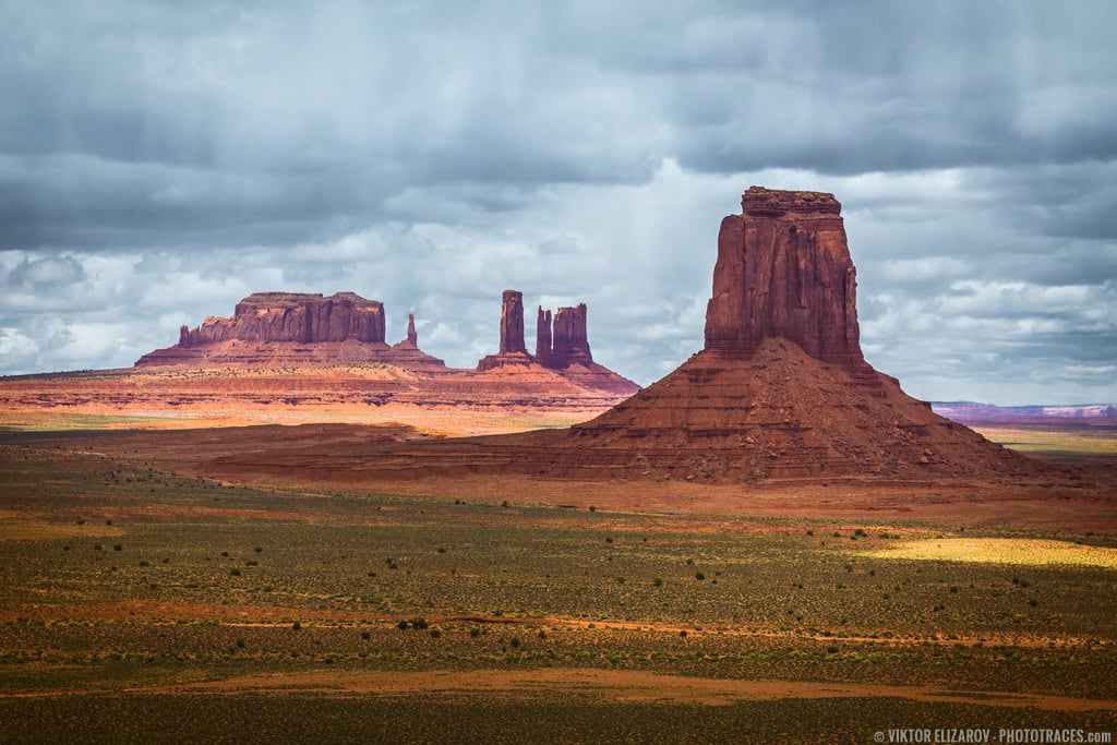 Guide to Monument Valley Scenic Drive 15