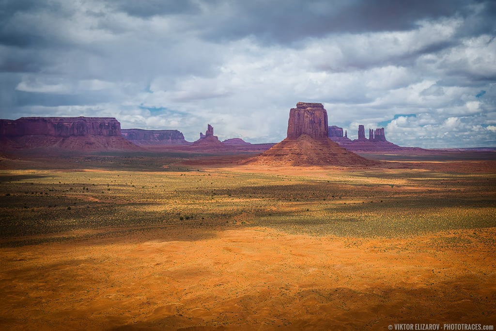 Guide to Monument Valley Scenic Drive 14