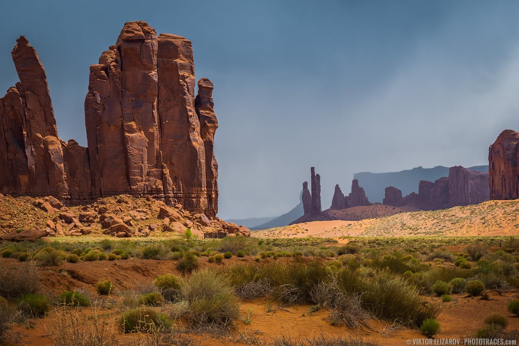 Guide to Monument Valley Scenic Drive 12