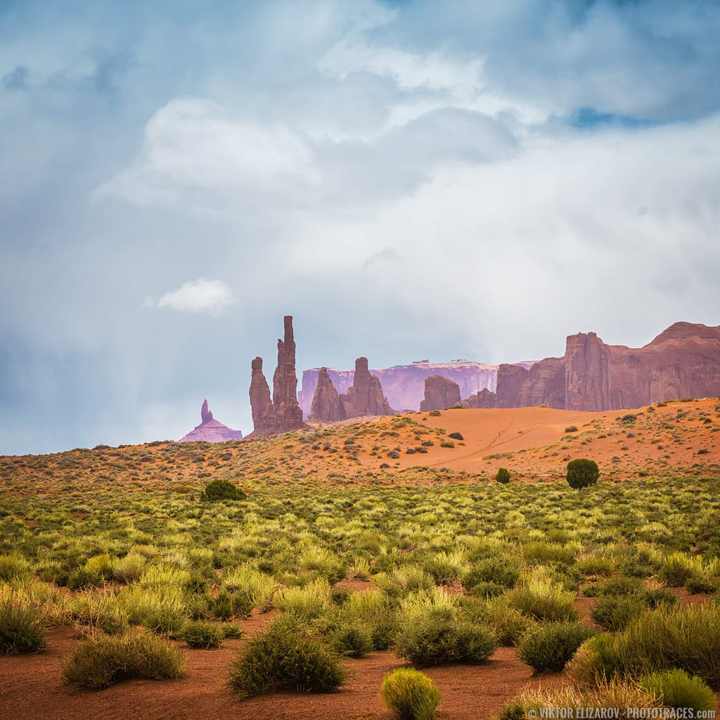 Guide to Monument Valley Scenic Drive 13