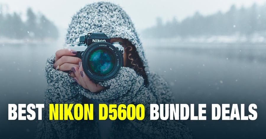 Nikon D5600 Bundle Deals