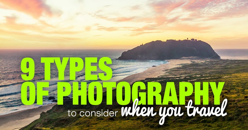 Different Types of Photography