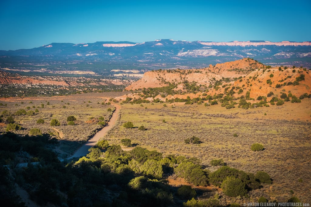 Utah Backcountry - Cottonwood Canyon Road 3