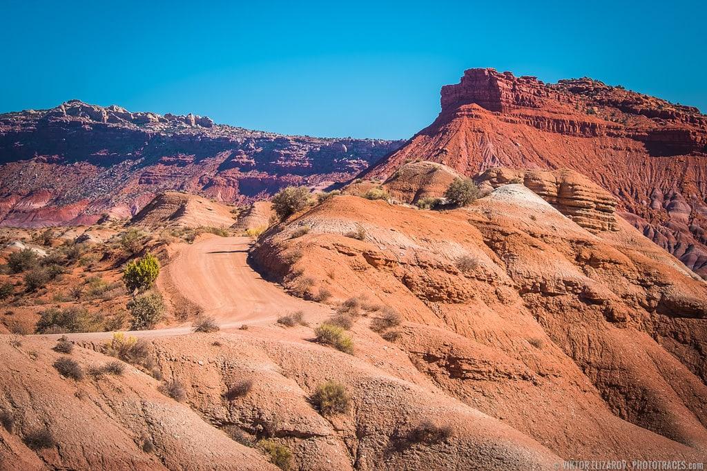 Utah Backcountry - Cottonwood Canyon Road 5