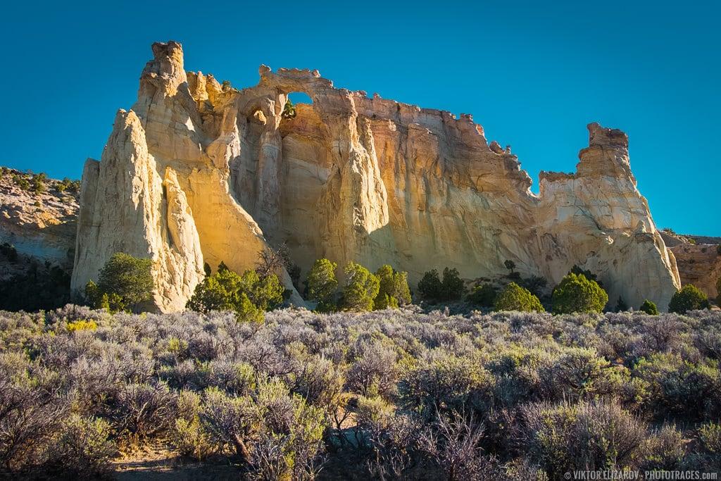 Utah Backcountry - Cottonwood Canyon Road 7