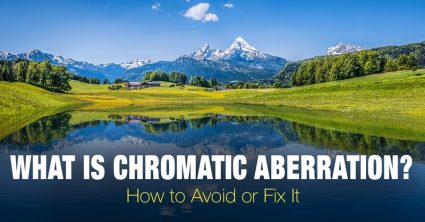 What Is Chromatic Aberration? How to Avoid or Fix It