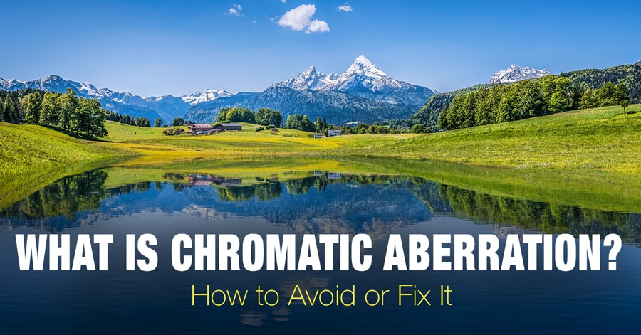 What Is Chromatic Aberration? How to Remove Chromatic Aberration in Adobe Lightroom