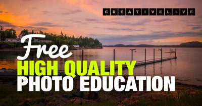CreativeLive review - free photography education