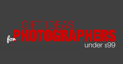 Best Gifts for Photographers Under $99